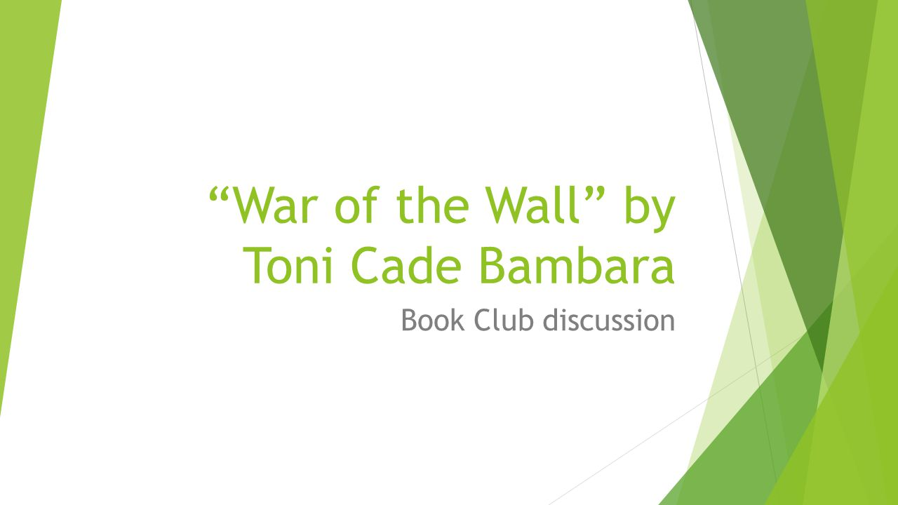 the simple house in the house on mango street an article by toni cade bambara