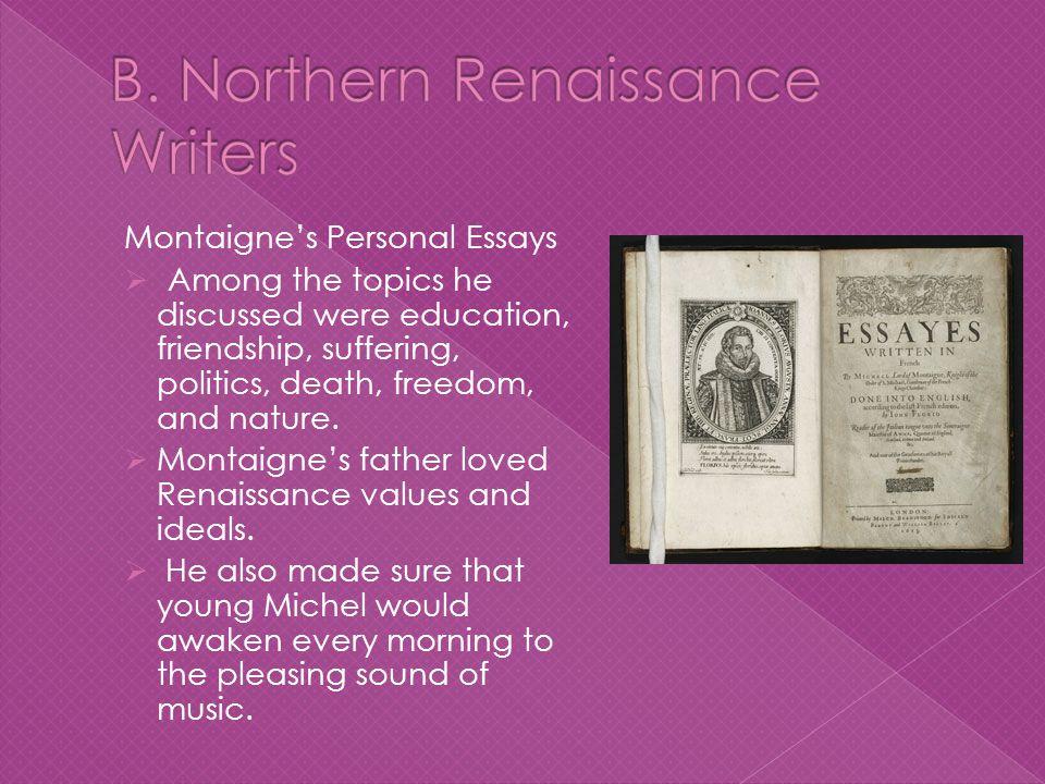 ilwrestler world history period ppt video online  b northern renaissance writers