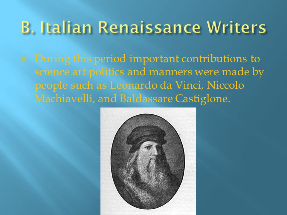 the significant contributions of leonardo davinci to humankind What was the most important contribution of leonardo da vinci to human resource management over a period of 40 days, the question got circulated with around 4000 views and likes, unfortunately.