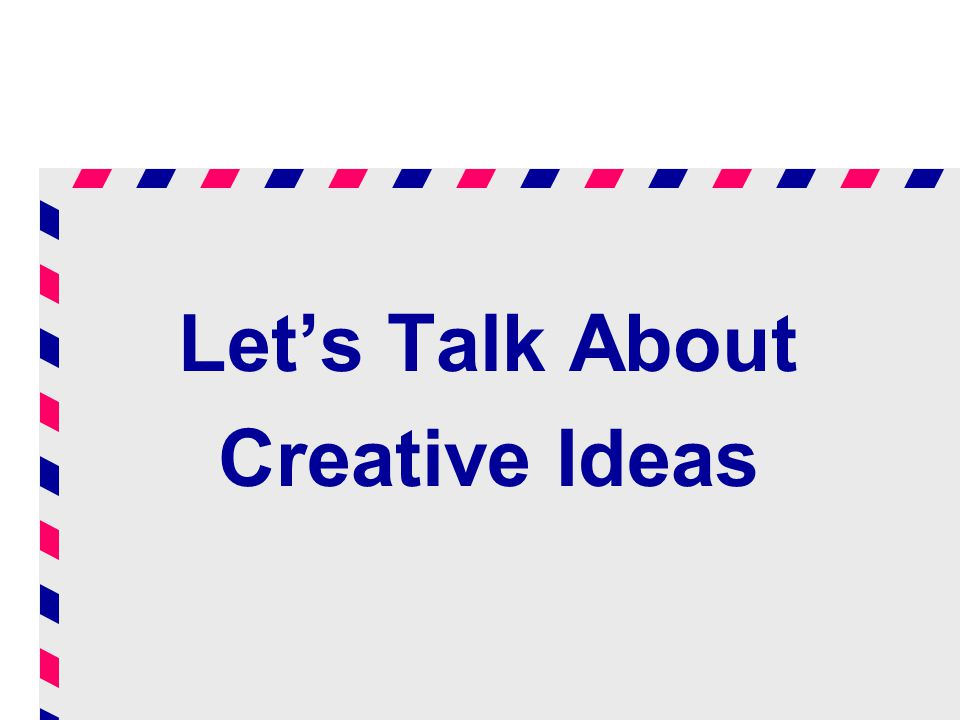 """lets talk about creativity """"let's talk about it"""" is an interactive theatrical experience for ks1 and ks2 pupils, which introduces the complex topics of mental health and mindfulness in."""