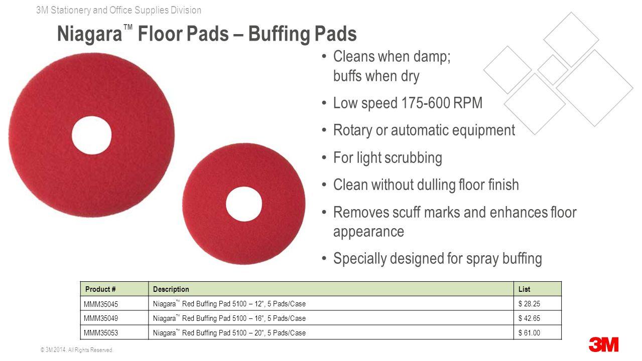Floor Buffer Pad Colours Carpet Vidalondon