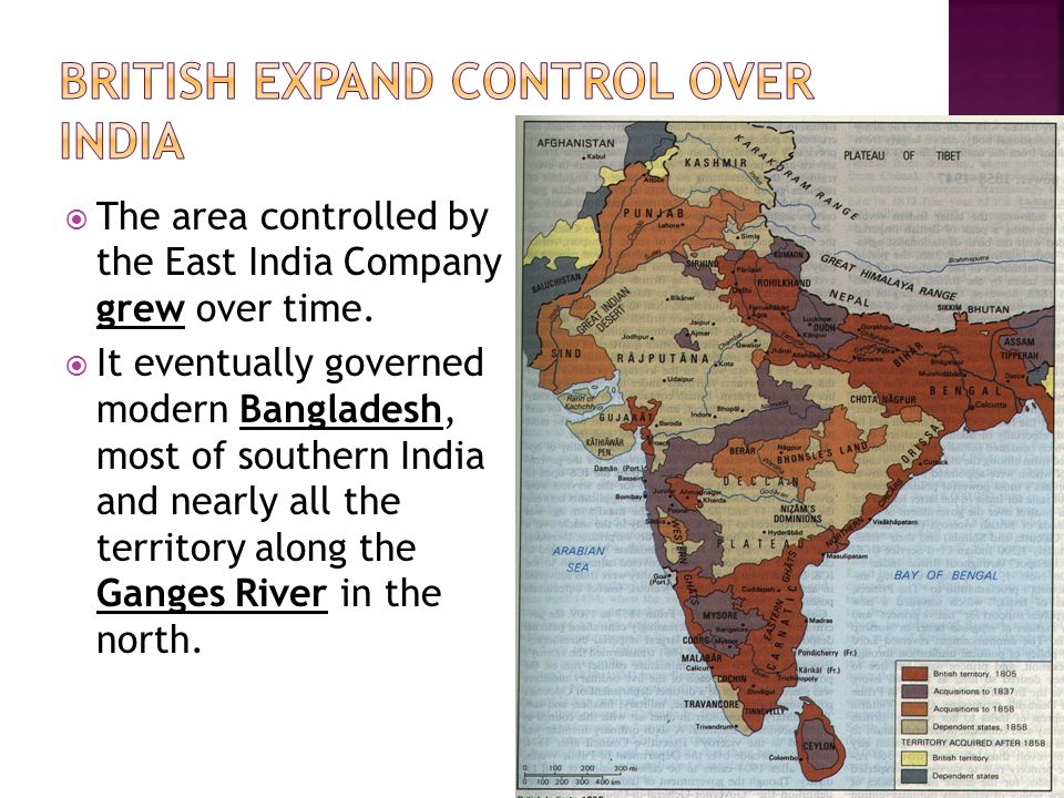 a history of great britains control over india Imperialism great britain in india • the mughal empire was in decline british in india and collapsing by 1707 • the empire had divided into states  expanded its control over india with its own army of sepoys or indian soldiers • the british restricted the indian economy from operating on its.