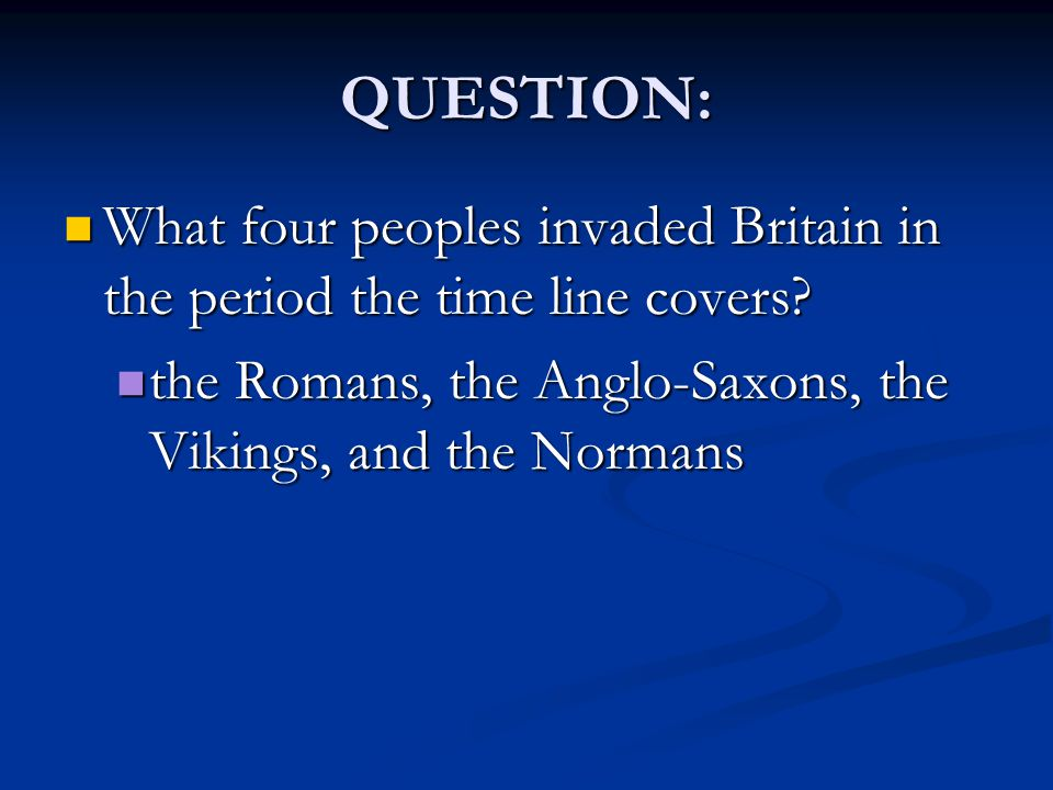 how the romans vikings and anglo saxons contributed to the english language Alfred nearly succumbed to the vikings as well, but kept his nerve and won a  decisive  comparable claims of the contribution of the anglo-saxons to english  life  to the fifth century when they had defeated the effete romans, and it  became.