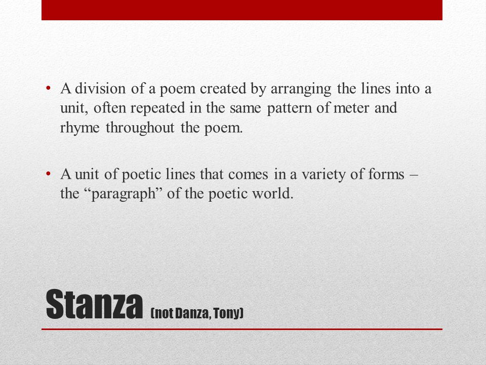 Writing Workshop The Tools of Poetry. - ppt download