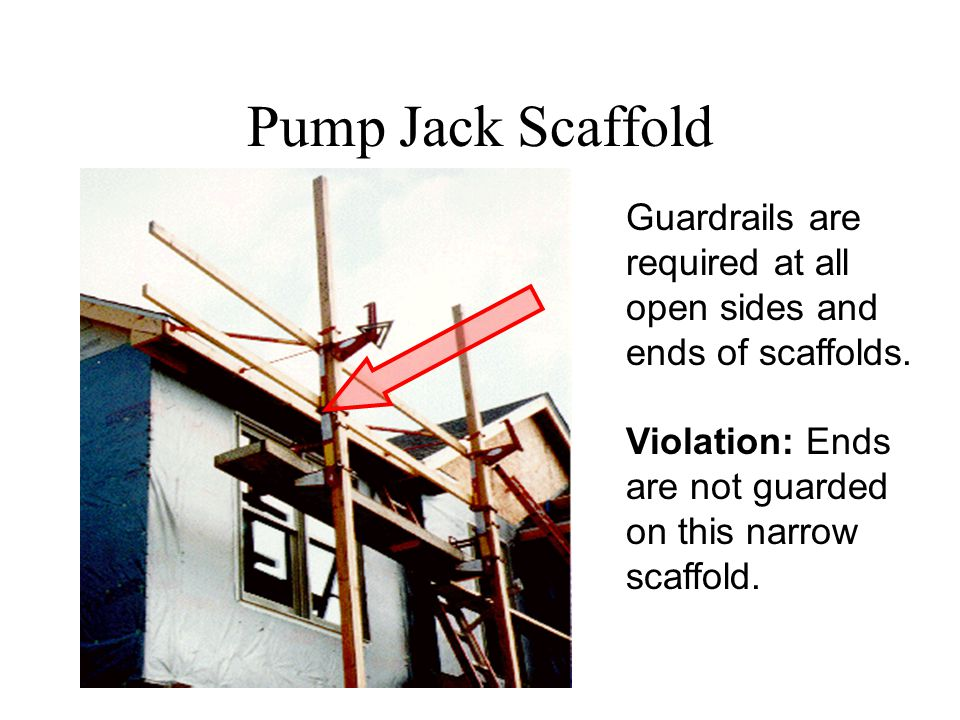 Chapter 3 Scaffold Safety Ppt Video Online Download