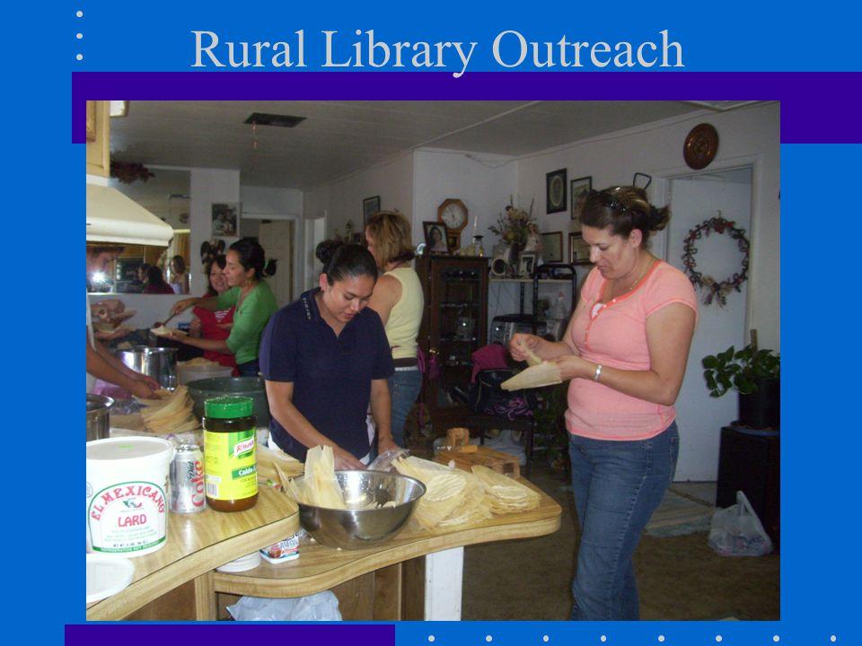 Rural Library Outreach