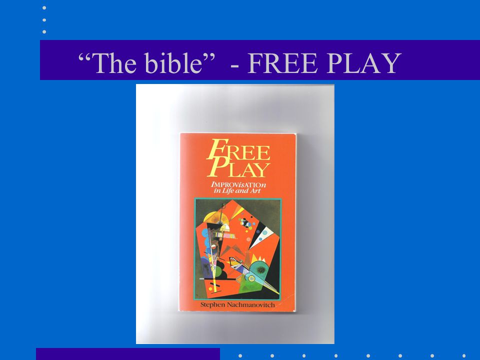 The bible - FREE PLAY