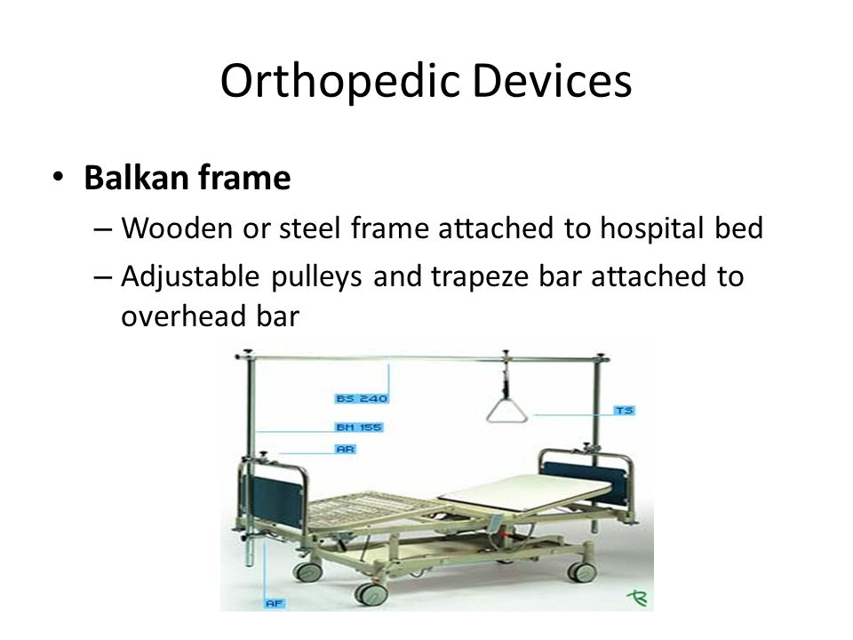 Trapeze For Hospital Bed Semi Electric Ultra Light Plus