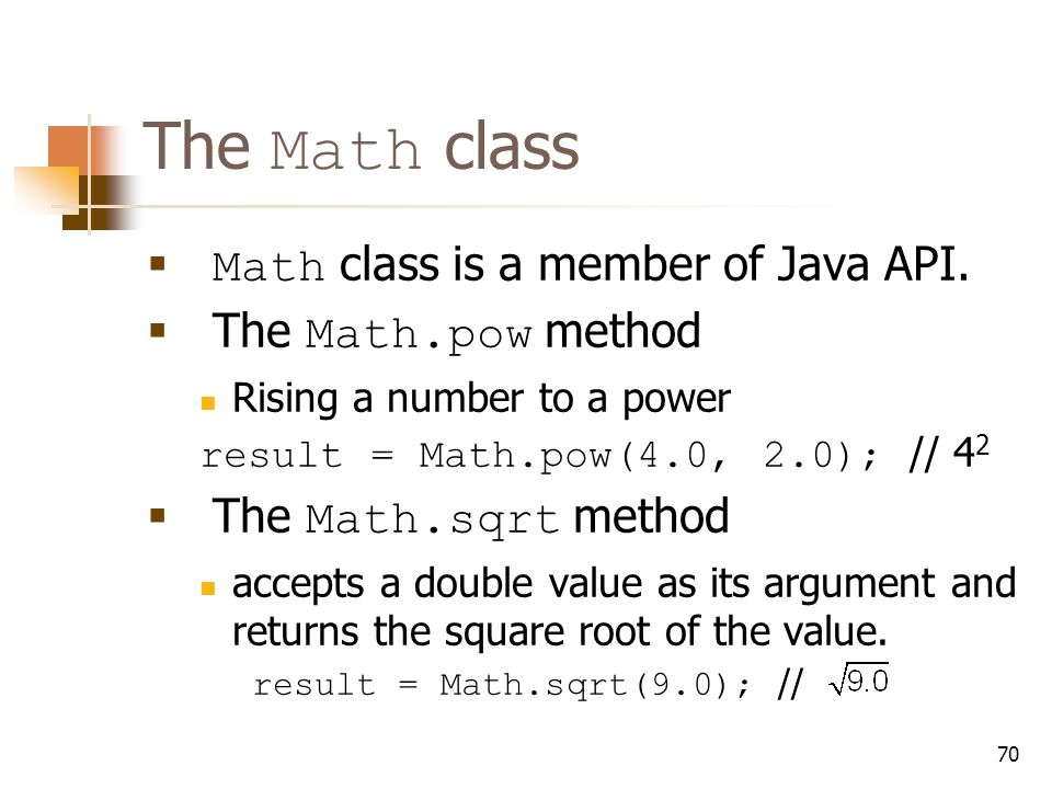 Chapter 2 Java Fundamentals Ppt Download