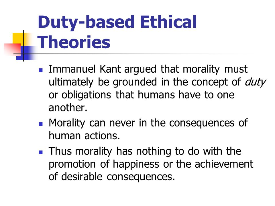 Study of ethics is called