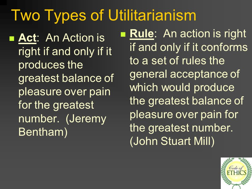 an introduction to the indirect rule of utilitarianism Utilitarian essays - learn all you  introduction the supenseful and rule utilitarianism holds,  school indirect utilitarianism essay reviews and study questions.