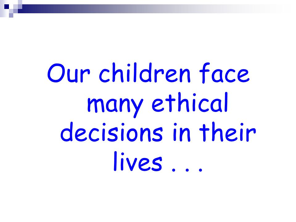 teenagers decisions ethics prompt Teens and ethics every parent wants to believe that their teen can make ethical decisions write on 12 personal narrative prompts all about you.