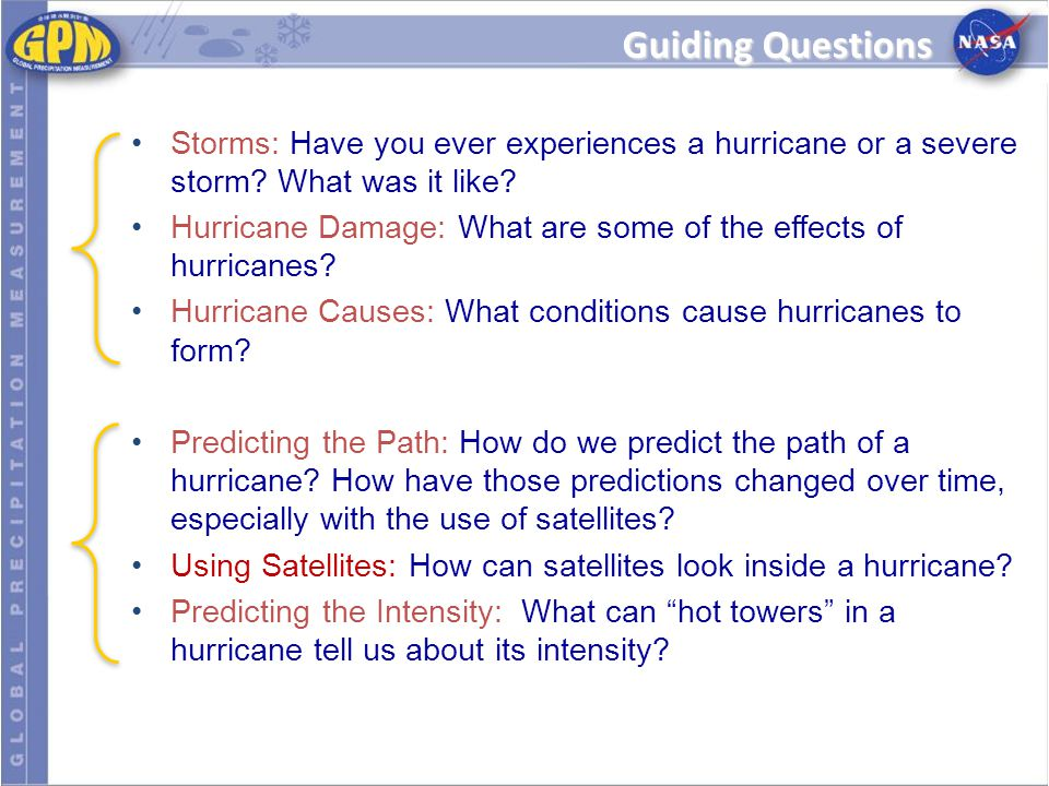 Lesson: Hurricanes and Hot Towers - ppt video online download