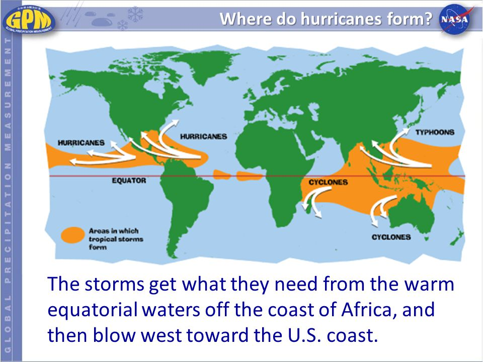 Where do hurricanes form – Car insurance cover hurricane damage