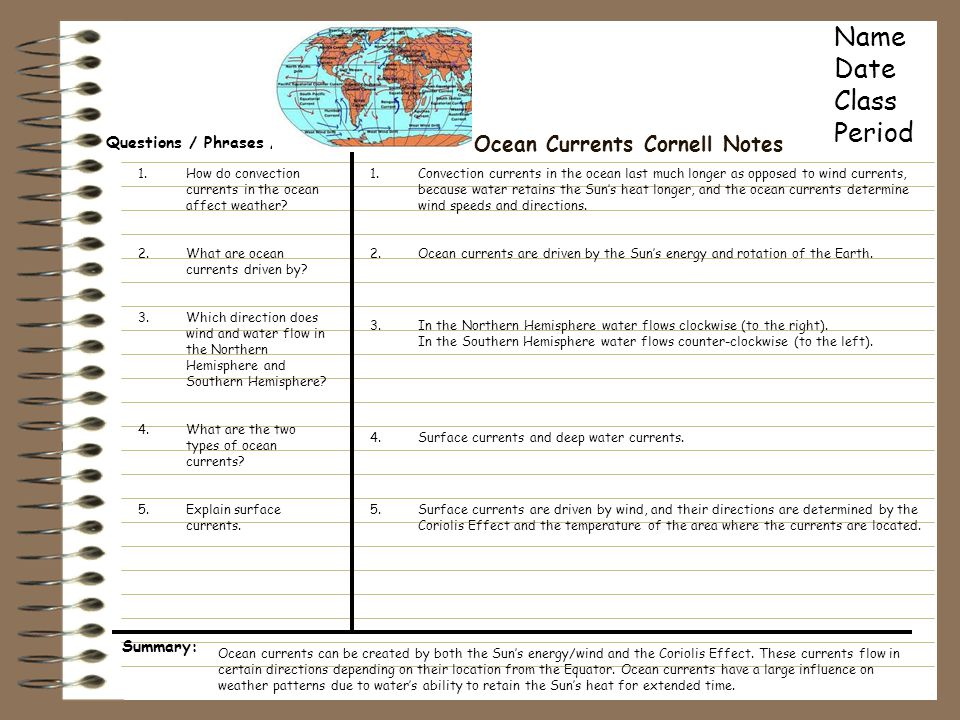 sanity and deep ocean currents overview However, ocean currents also flow thousands of meters below the surface these  deep-ocean currents are driven by differences in the water's density, which is.