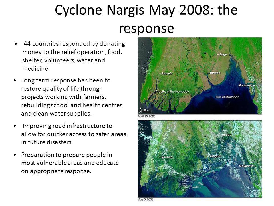 Cyclone nargis case study a level