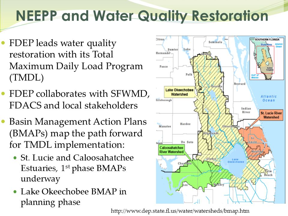 Neepp And Water Quality Restoration