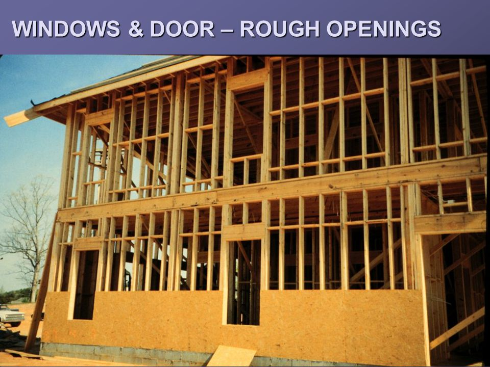 Exteriors For Wood Light Frame Construction Ppt Video Online Download