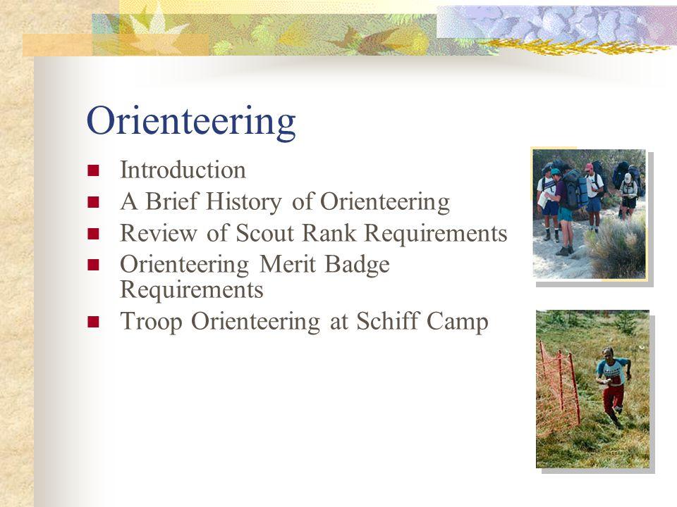 Orienteering merit badge worksheet - Worksheets big collection