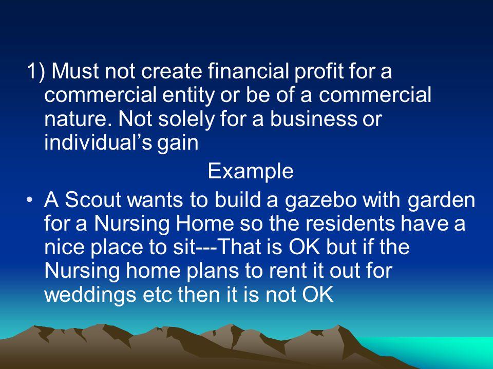 Nursing home project proposal