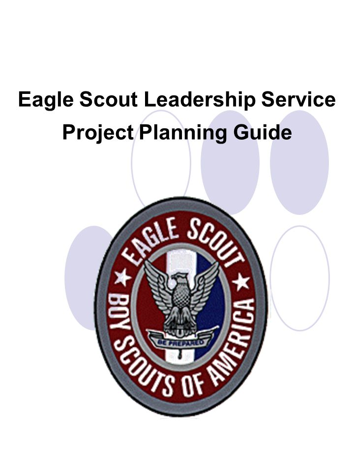 eagle scout service project The eagle scout service project, or simply eagle project, is the opportunity for a scout to demonstrate leadership of others while performing a project for the.