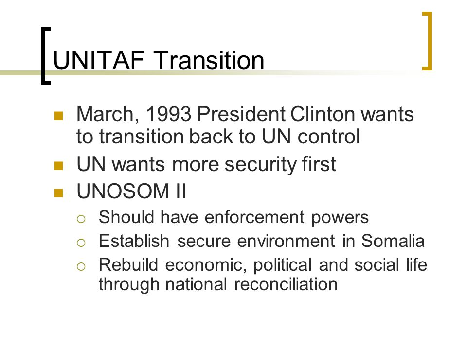 "the humanitarian missions of unitaf I conclude that the term ""humanitarian"" intervention is misleading in us  of  unitaf (protecting the distribution of humanitarian aid rather."