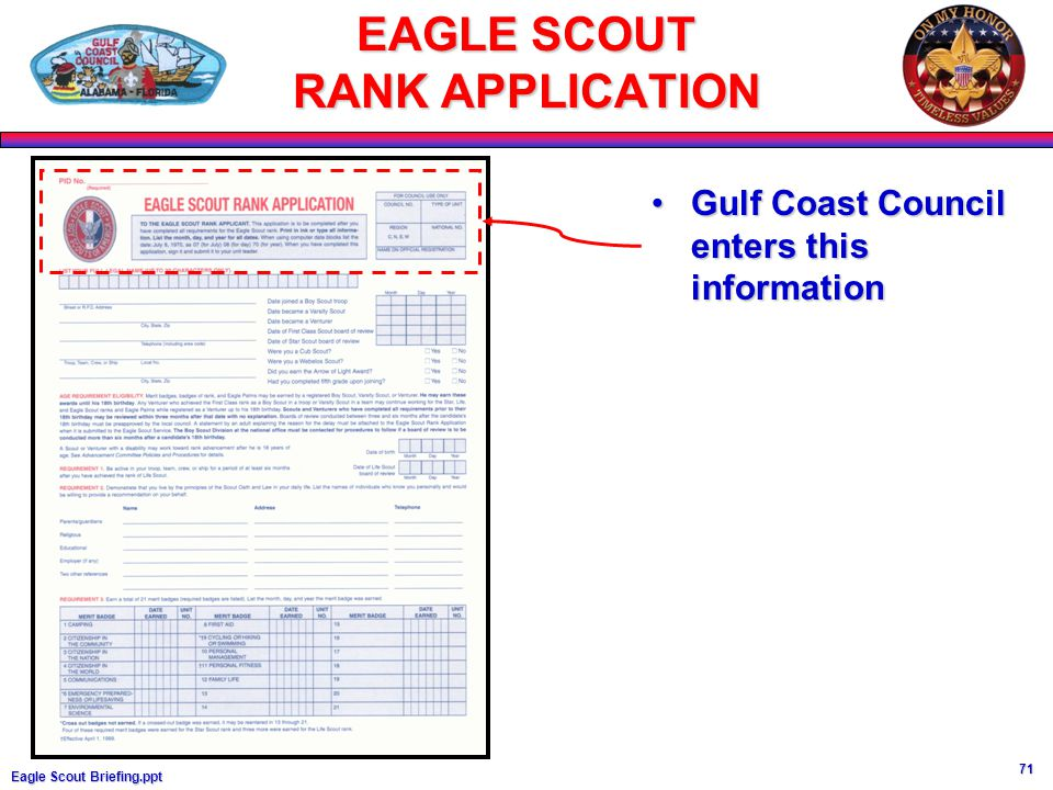 eagle scout rank application essay Fill eagle scout application 2017-2018 form scouting instantly, download blank or editable online sign, fax and printable from pc, ipad, tablet or mobile no software.