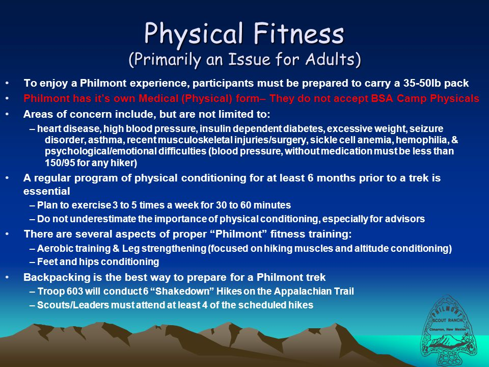 Topics For Tonight What Is Philmont When Are We Going  Ppt Download