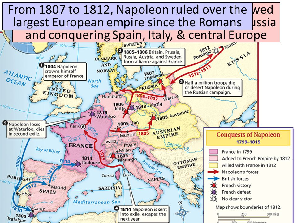 napoleon was successful to 1807 because The success of napoleon on the european continent, no one would have imagined that the rise of the little corsican would have perpetuated a conquest that would involve the entire european continent.