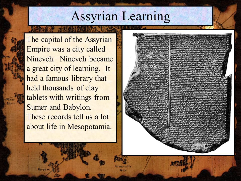 Babylonia And Assyria Ppt Video Online Download