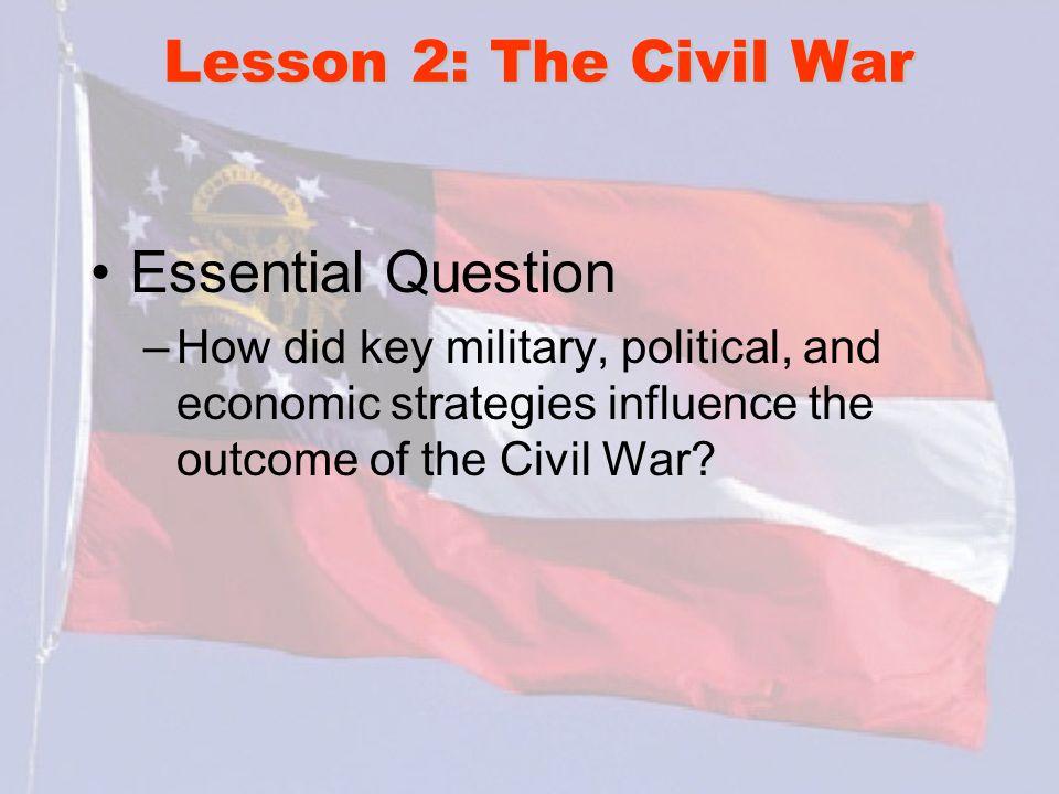 Unit 4 Civil War And Reconstruction Ppt Video Online