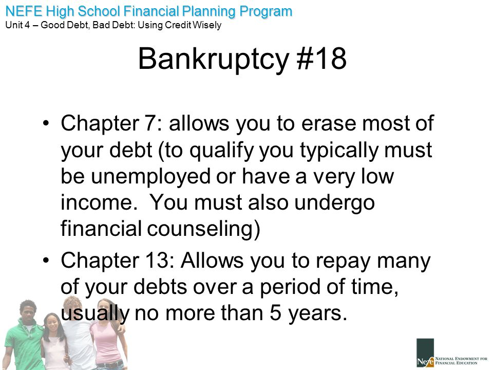 Bankruptcy #18