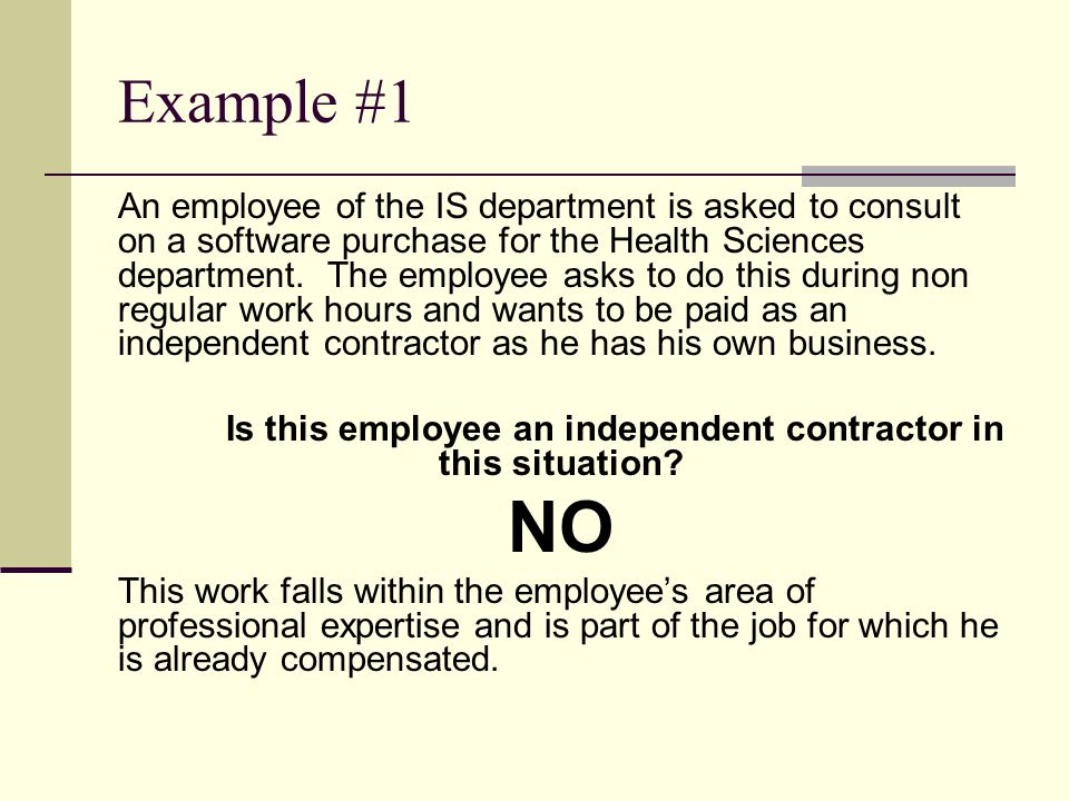 employee or independent contractor checklist template - Vaydile ...