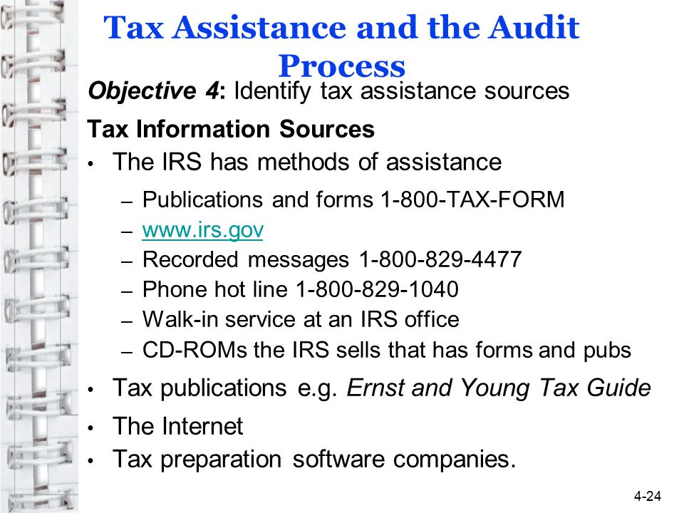 Planning Your Tax Strategy - ppt download