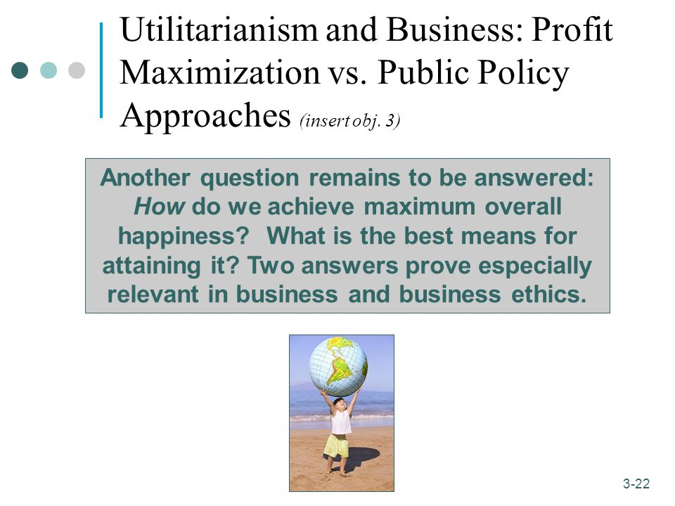 the utilitarianism as the best approach to environmental ethics 1 identify the main pros and cons of a virtue ethics approach the virtue ethics approach is a theory that suggests that people are judged via their.