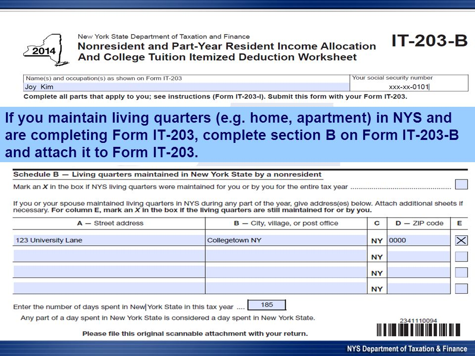 New York State Department of Taxation and Finance - ppt video ...