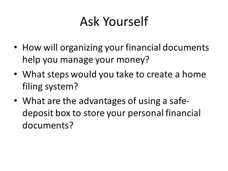 money management strategies ppt video online download. Black Bedroom Furniture Sets. Home Design Ideas
