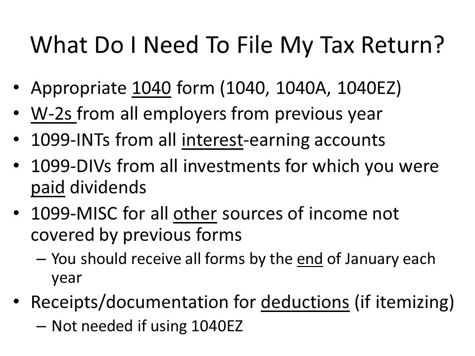 Lesson 12 Paying Your Taxes - ppt download