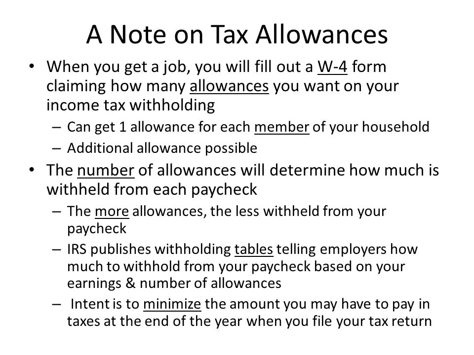 Housing Allowance Taxable 28 Images Worksheet Clergy Housing