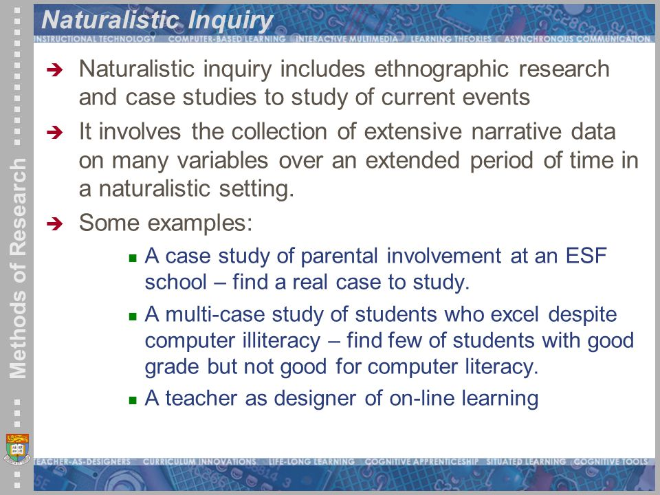 Case Study Research by Robert Yin        studylib net Engaging in Narrative Inquiry  Developing Qualitative Inquiry