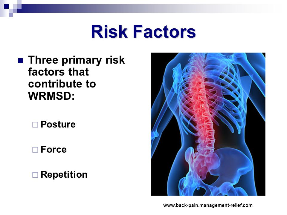 Musculoskeletal Injuries Amp Scanning Ergonomics In