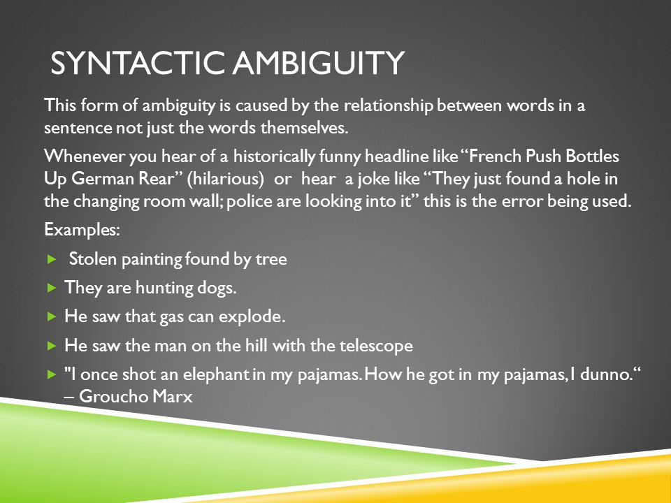 Ambiguity communication essay identity organization strategic