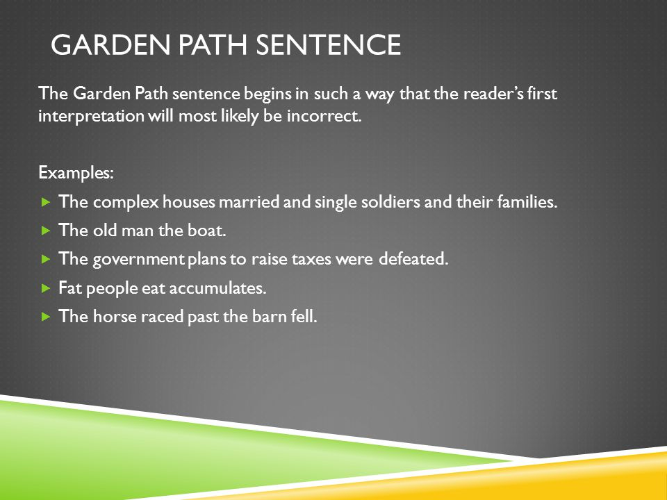 how to use path in a sentence