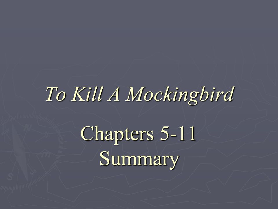 Book Summary: To Kill a Mockingbird by Harper Lee