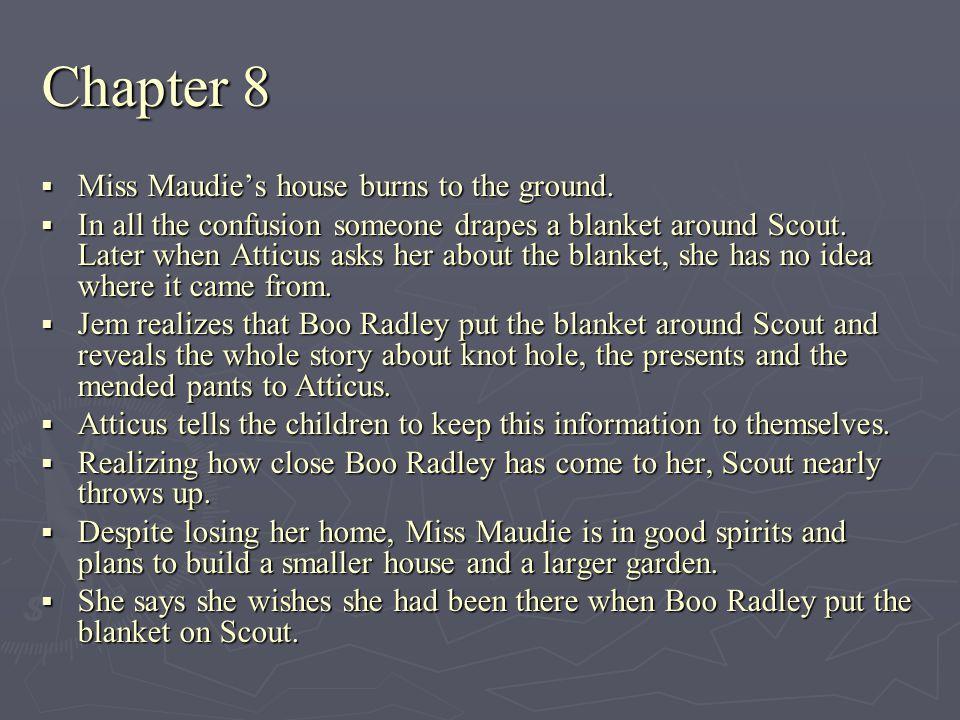 ms maudie to kill a mockingbird empathy