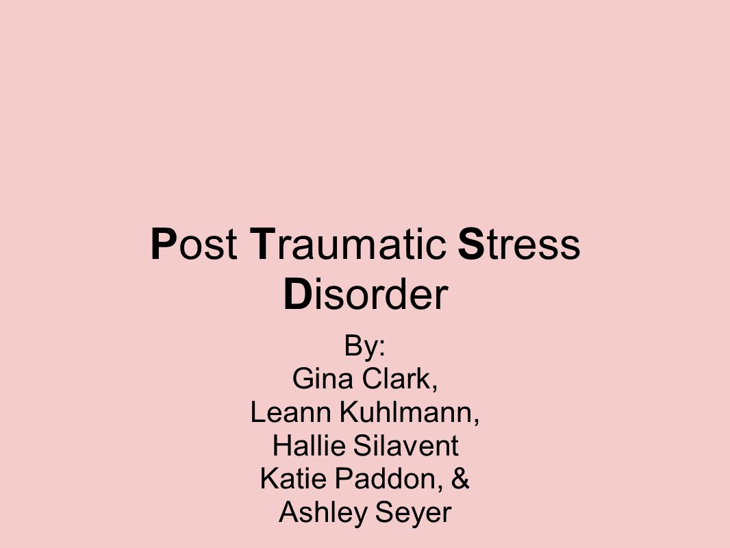 post traumatic stress disorder essay paper Ptsd: posttraumatic stress disorder and arousal essay post-traumatic stress disorder post-traumatic stress disorder is a psychological disorder that has trouble many different people throughout the world.