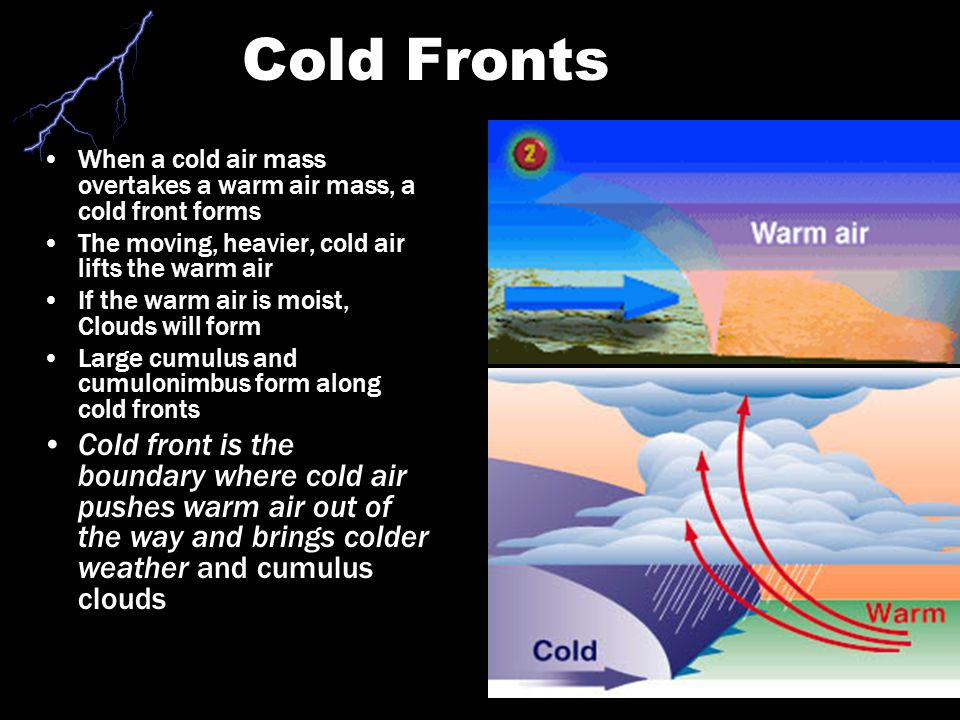 Cold Air Mass : Weather days of notes ppt download