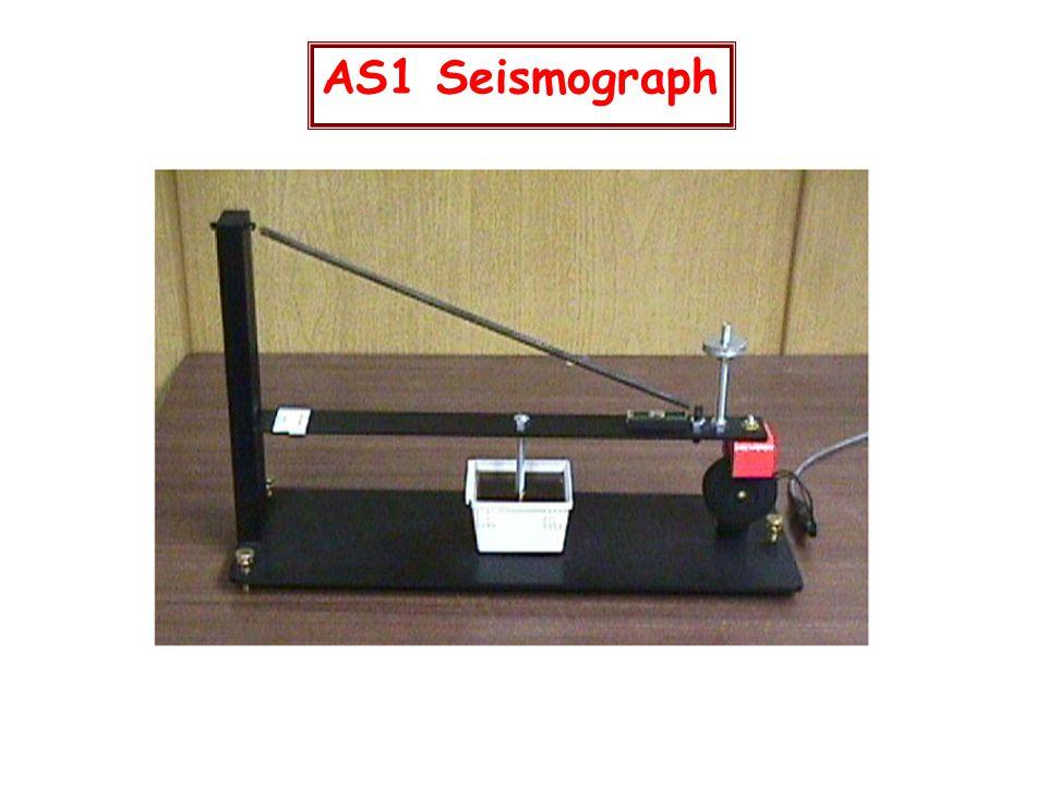AS1 Seismograph
