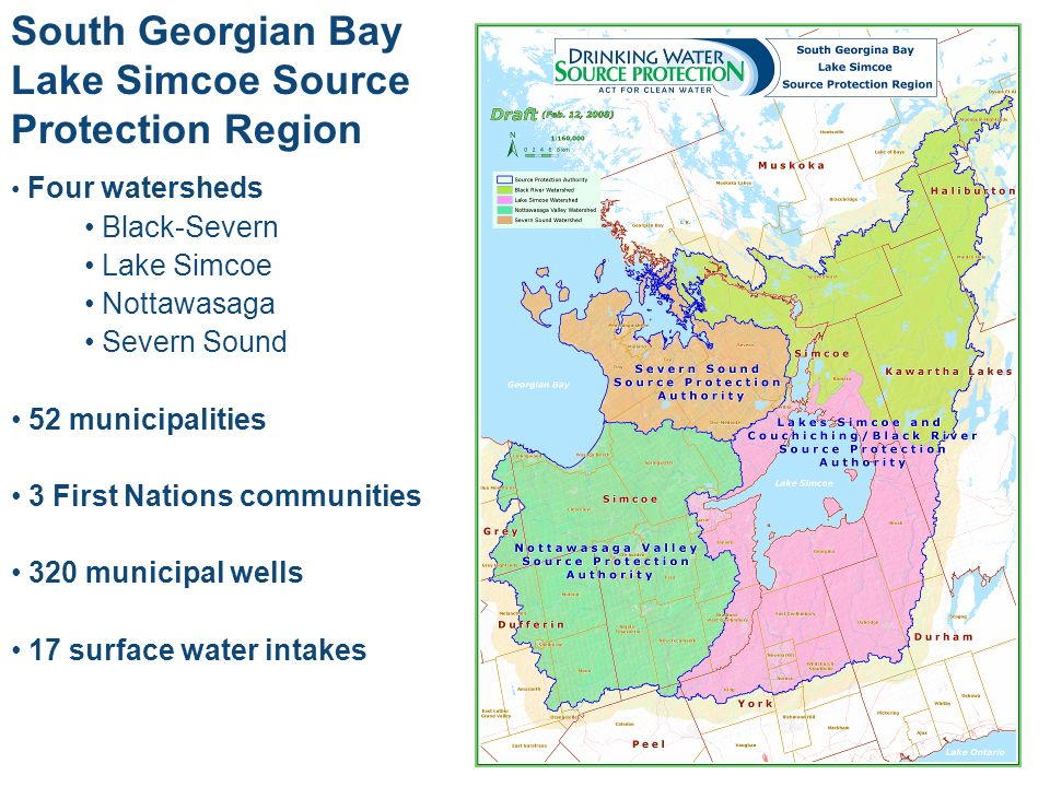 Lake Simcoe Source Protection Region