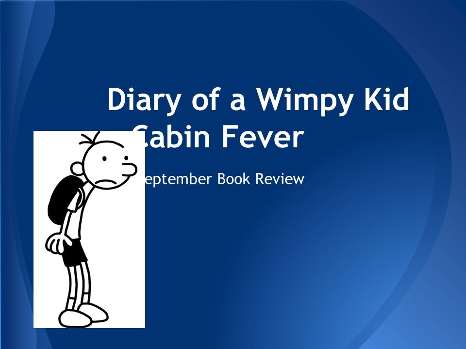 Summary of diary of a wimpy kid 6